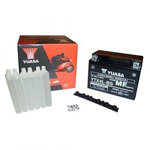 Yuasa YTX4L-BS Batterie de Moto