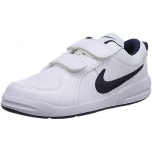 Nike Chaussures enfant Pico 4 (PSV) Scarpe Bianche Blu Strappi Velcro blanc - Taille 35