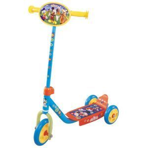 Stamp Trottinette 3 roues Mickey New Generation