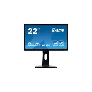 "iiyama ProLite XB2283HS-B3 - Ecran LED 22"""