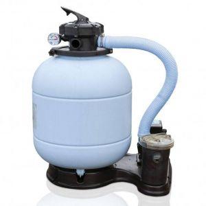 Gre Filtre à Sable avec Minuterie 6 m3/h FS400T