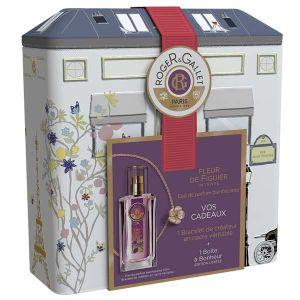 Roger & Gallet Fleur de Figuier - Coffret eau de parfum et bracelet de créateur