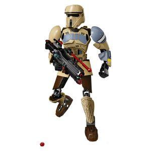 Lego 75523 - Star Wars : Scarif Stormtrooper