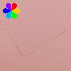 Canson 200040787 - Feuille Iris Vivaldi A4 240g/m², coloris rose pétale 10