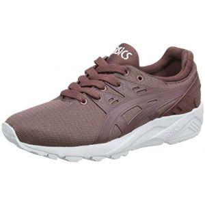 Asics Gel-Kayano Trainer Evo GS, Chaussures de Running Mixte Enfant, Rose (Rose Tauperose Taupe 2626), 39.5 EU
