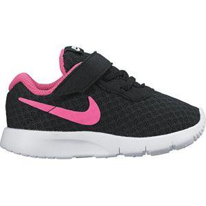 Nike Tanjun (TDV), Chaussures pour Nouveau-Né Mixte Bébé, Noir (Black/Hyper Pink/White 061), 21 EU