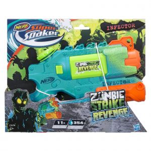 Hasbro Nerf Super Soaker Zombie Strike Infector