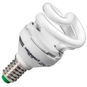 Megaman Ampoule à économie d'énergie E14 11W (=57W) blanc chaude