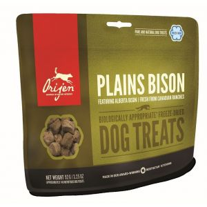 Orijen Plains Bison Dog Treats 42.5 g