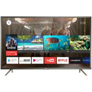 TCL Digital Technology U43P6046 - Téléviseur LED 108 cm UHD 4K