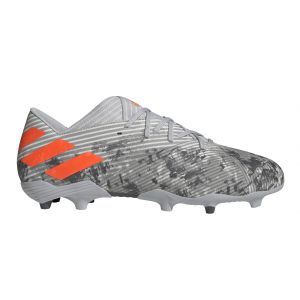 Adidas Nemeziz 19.2 FG, Chaussures de Football Homme, Gridos/Narsol/Blatiz, 44 EU