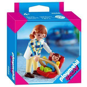 Playmobil 4668 - Maman et son bébé