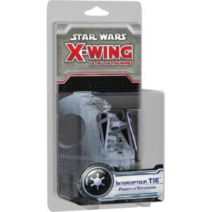 Asmodée UBISWX09 - SW X-Wing - Tie Interceptor