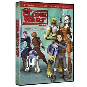 Star Wars : The Clone Wars - Saison 2, Volume 4