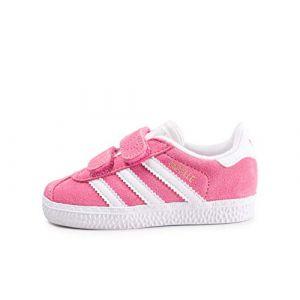 Adidas Gazelle CF I, Chaussures de Fitness Mixte Enfant, Rose (Rosa 000), 23 EU Comparer avec