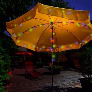 Guirlande lumineuse solaire 100 LED