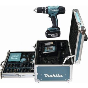 Makita DHP453RFX2 - Visseuse-perceuse à percussion