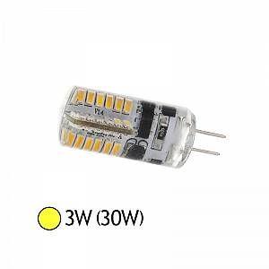 Vision-El Ampoule Led 3W (30W) G4 12V Blanc chaud