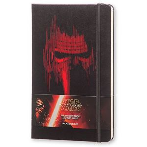 Moleskine Carnet Star Wars The Force Awakens (13 x 21 cm)