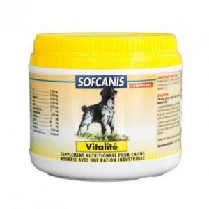Sofcanis Vitalité - Supplément nutritionnel pour chien