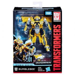 Hasbro Robot Studio Series Deluxe Transformers Bumblebee