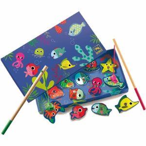 Djeco La pêche colorée