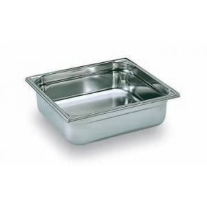 Bourgeat Bac Gastronorme Inox GN 2/3 H 10cm Matfer