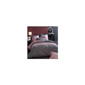 Calista - Housse de couette et 2 taies 100% coton 57 fils (240 x 260 cm)
