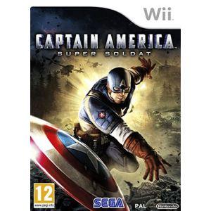 Captain America : Super Soldat [Wii]