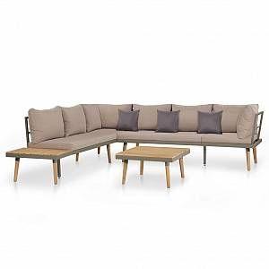 Canape de jardin acacia - Comparer 122 offres