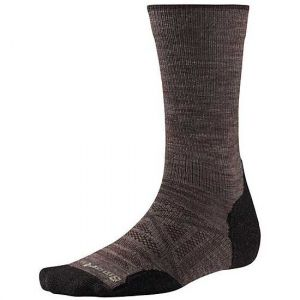 Smartwool Chaussettes Phd Outdoor Light Crew - Taupe - Taille EU 42-45