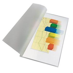 Pavo Pochette à plastifier, A3, mat, 150 microns