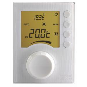 Delta Dore Tybox 31 - Thermostat d'ambiance filaire pour chaudière ou PAC non réversible