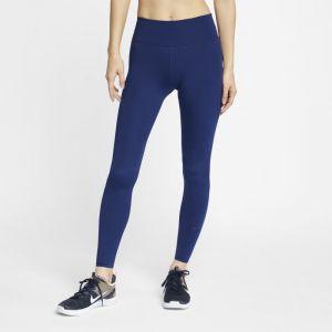 Nike Tight de training One Luxe Femme - Bleu - Taille XL
