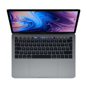 Apple MacBook MacBook Pro 13.3'' Touch Bar 256 Go SSD 8 Go RAM Intel Core i5 quadricour à 1.4 GHz Gris sidéral Nouveau MUHP2FN/A