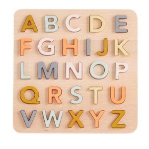 Kids concept Puzzle alphabet en bois