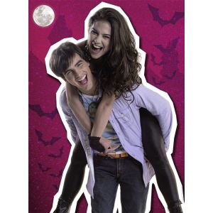 Nathan Puzzle Chica Vampiro Daisy et Max (150 pièces)