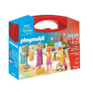 Playmobil 5652 City Life - Valisette créatrice de mode