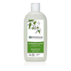 Centifolia Shampoing pour cheveux gras à l'ortie et argile verte