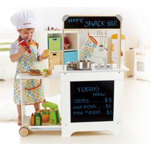 Hape E3126 - Cuisine du Chef en bois
