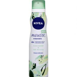 Nivea Mousse hydratante peau sèche