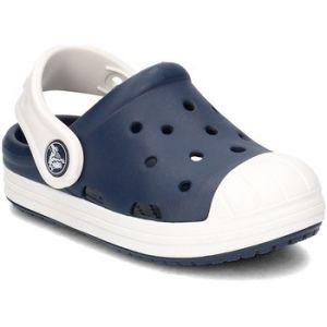 Image de Crocs Bump It Clog Kids, Mixte Enfant Sabots, Bleu (Navy/Oyster), 23-24 EU