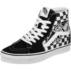 Vans Sk8-Hi Patch Black/True White
