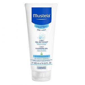 Mustela Bébé enfant - Gel nettoyant 2 en 1 (200 ml)