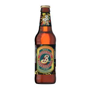 Brooklyn Bière defender ipa 5,5%