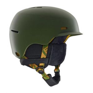 Anon Highwire Green Casques homme
