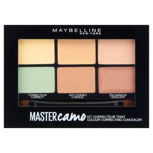 Maybelline Master Camo Color Correcting Kit - 01: Light - 6.50 gr