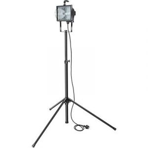 Brennenstuhl Set radiateur halogène H 500 IP44 à pied ST 160 400W 2m H05RN-F 3G1,0