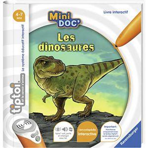 Ravensburger Tiptoi - Mini Doc' - Les dinosaures