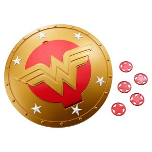 Mattel Bouclier de Wonder Woman - DC Super Hero Girls
